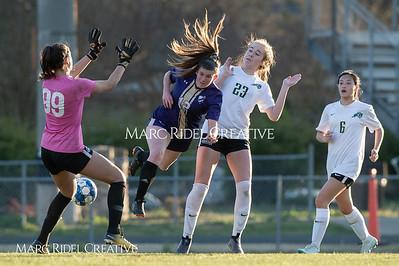 Broughton varsity soccer vs Cardinal Gibbons. March 27, 2019. D4S_6591
