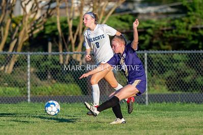 Broughton varsity soccer vs Millbrook. April 10, 2019. D4S_6280