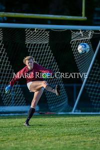 Broughton varsity soccer vs Millbrook. April 10, 2019. D4S_6226
