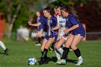 Broughton varsity soccer vs Millbrook. April 10, 2019. D4S_6106