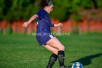 Broughton varsity soccer vs Millbrook. April 10, 2019. D4S_6342
