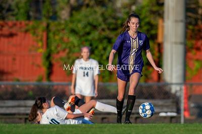 Broughton varsity soccer vs Millbrook. April 10, 2019. D4S_6274
