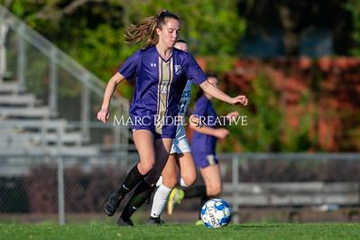 Broughton varsity soccer vs Millbrook. April 10, 2019. D4S_6125