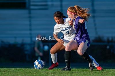 Broughton varsity soccer vs Millbrook. April 10, 2019. D4S_6233