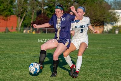 Broughton varsity soccer vs Millbrook. April 10, 2019. MRC_6294