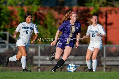 Broughton varsity soccer vs Millbrook. April 10, 2019. D4S_6132