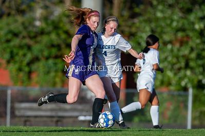 Broughton varsity soccer vs Millbrook. April 10, 2019. D4S_6136