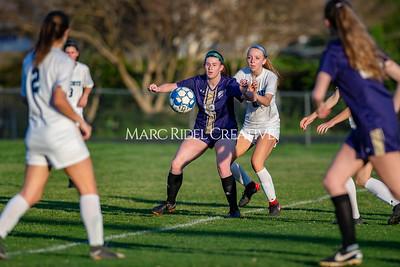 Broughton varsity soccer vs Millbrook. April 10, 2019. D4S_6344