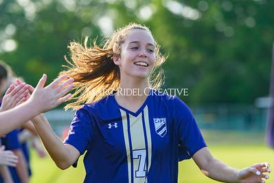 Broughton varsity soccer vs Sanderson. May, 1, 2019. D4S_7846