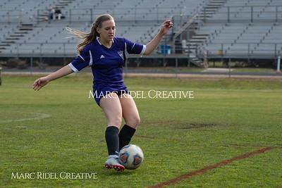 Broughton JV soccer vs Southeast Raleigh. March 13, 2019. MRC_4136