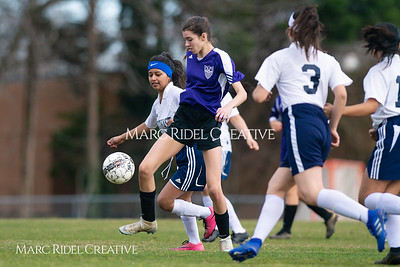 Broughton JV soccer vs Southeast Raleigh. March 13, 2019. D4S_6670