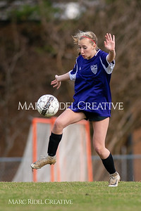 Broughton JV soccer vs Southeast Raleigh. March 13, 2019. D4S_6708