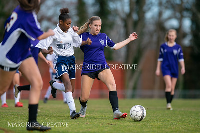 Broughton JV soccer vs Southeast Raleigh. March 13, 2019. D4S_6698