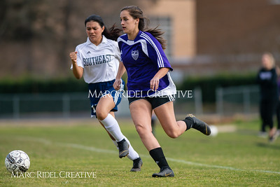 Broughton JV soccer vs Southeast Raleigh. March 13, 2019. D4S_6691