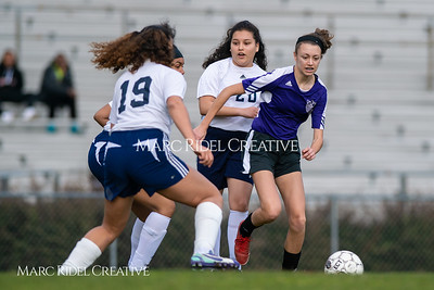 Broughton JV soccer vs Southeast Raleigh. March 13, 2019. D4S_6695