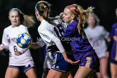 Broughton jv and varsity soccer vs Apex Friendship. February 27, 2020. D4S_9433