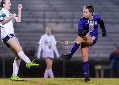Broughton jv and varsity soccer vs Apex Friendship. February 27, 2020. D4S_9520
