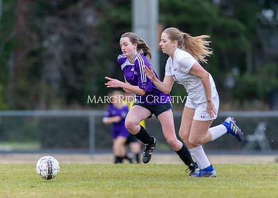 Broughton JV soccer vs Middle Creek March 2, 2020. D4S_1492