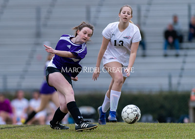Broughton JV soccer vs Middle Creek March 2, 2020. D4S_1481