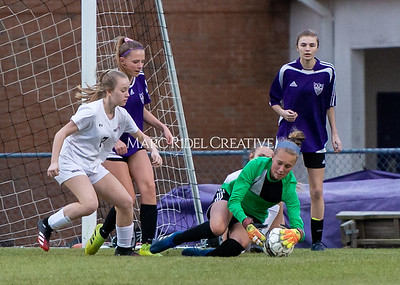Broughton JV soccer vs Middle Creek March 2, 2020. D4S_1691
