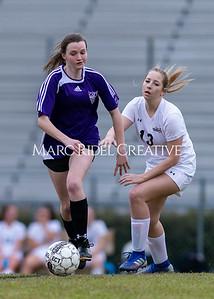 Broughton JV soccer vs Middle Creek March 2, 2020. D4S_1477