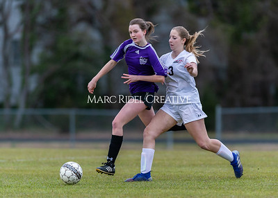 Broughton JV soccer vs Middle Creek March 2, 2020. D4S_1495