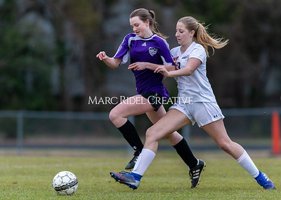 Broughton JV soccer vs Middle Creek March 2, 2020. D4S_1494