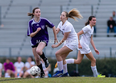 Broughton JV soccer vs Middle Creek March 2, 2020. D4S_1476
