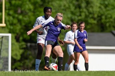 Broughton soccer vs. Sanderson. May 2, 2018.