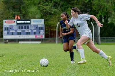 Broughton varsity soccer vs. Southeast Raleigh. 10-0. April 16, 2018.