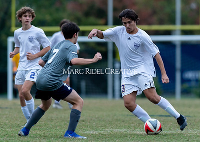 Broughton JV soccer vs Millbrook. October 30, 2019. D4S_3906