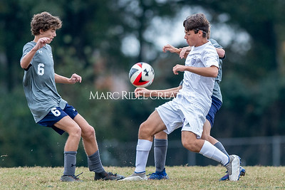 Broughton JV soccer vs Millbrook. October 30, 2019. D4S_3824