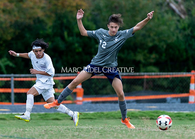 Broughton JV soccer vs Millbrook. October 30, 2019. D4S_3941