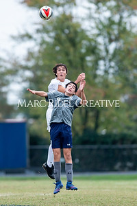 Broughton JV soccer vs Millbrook. October 30, 2019. D4S_3973