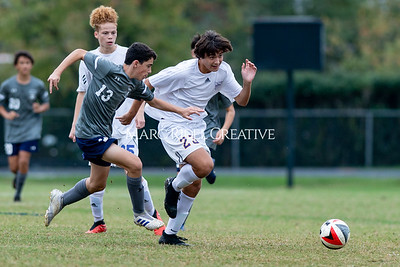 Broughton JV soccer vs Millbrook. October 30, 2019. D4S_3817