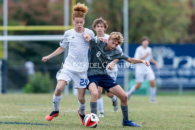 Broughton JV soccer vs Millbrook. October 30, 2019. D4S_3828