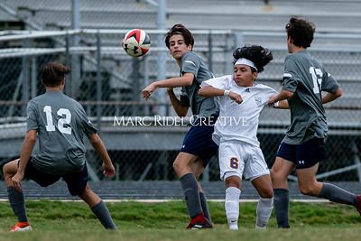 Broughton JV soccer vs Millbrook. October 30, 2019. D4S_3867