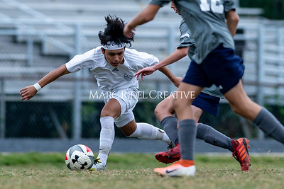 Broughton JV soccer vs Millbrook. October 30, 2019. D4S_3865