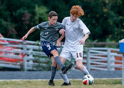 Broughton JV soccer vs Millbrook. October 30, 2019. D4S_3870