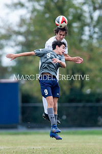 Broughton JV soccer vs Millbrook. October 30, 2019. D4S_3974