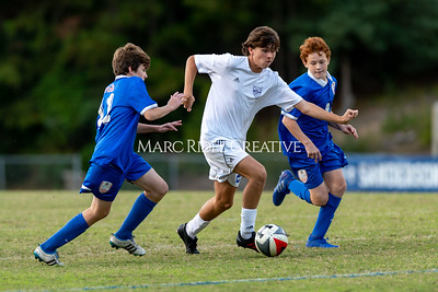 Broughton soccer at Sanderson. October 28, 2019. D4S_2787