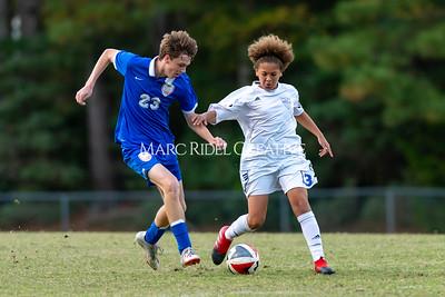 Broughton soccer at Sanderson. October 28, 2019. D4S_2853