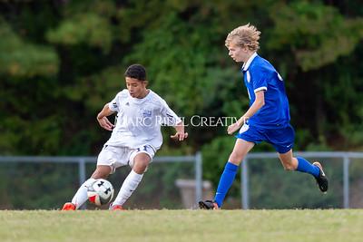Broughton soccer at Sanderson. October 28, 2019. D4S_2749