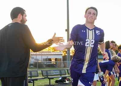 Broughton soccer vs Cardinal Gibbons. October 1, 2019. MRC_0972