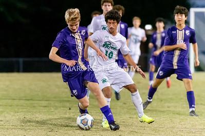 Broughton soccer senior night vs Leesville. October 21, 2019. D4S_8415