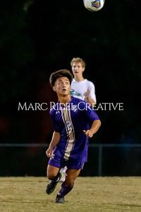Broughton soccer senior night vs Leesville. October 21, 2019. D4S_8404