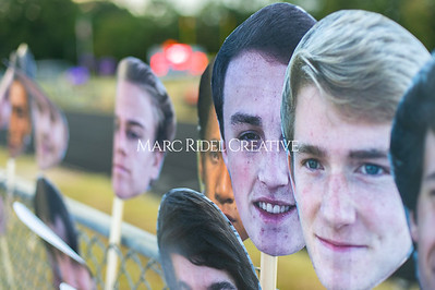 Broughton soccer senior night vs Leesville. October 21, 2019. D4S_8289