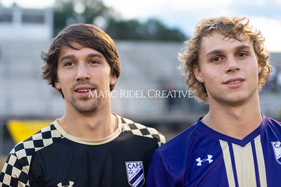 Broughton soccer senior night vs Leesville. October 21, 2019. D4S_8296