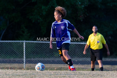 Broughton soccer senior night vs Leesville. October 21, 2019. D4S_8200
