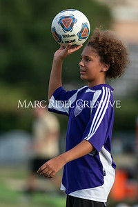 Broughton soccer vs Millbrook. October 7, 2019. D4S_5671